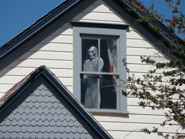 witch at the window
