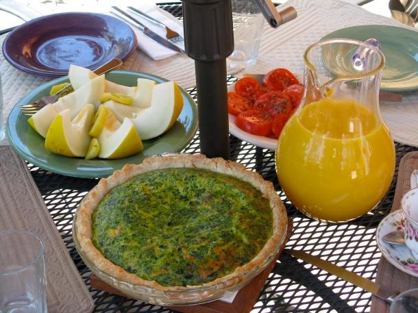 breakfast-on-deck