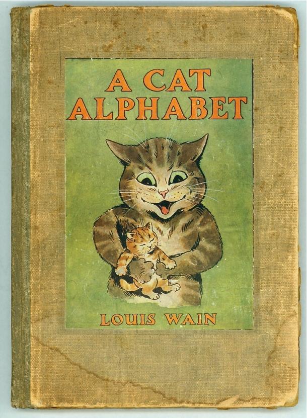 Cat-alphabet