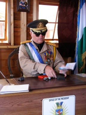 Molossia – A nation is born