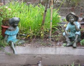 Silvia's magic garden
