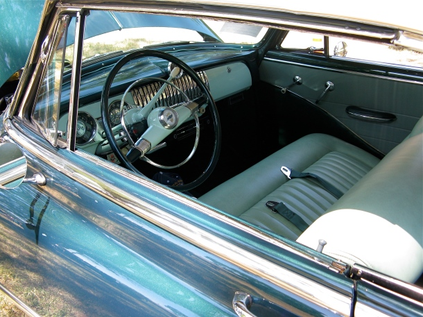 Chevy-Bel-Air-interior-1952