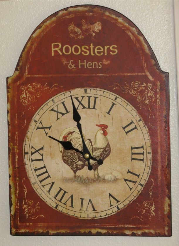 Chicken-clock