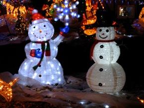 Christmas spirit, near andfar
