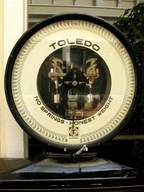 toledo-scale