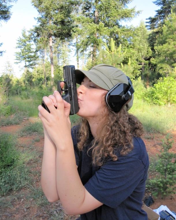 target-shooter