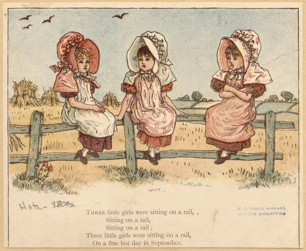 three-little-girls