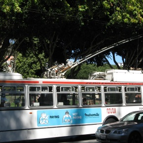 Mass-transit innovations are urgentlyneeded